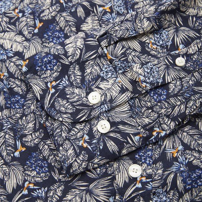 Reg Micro Garden Print Skjorte
