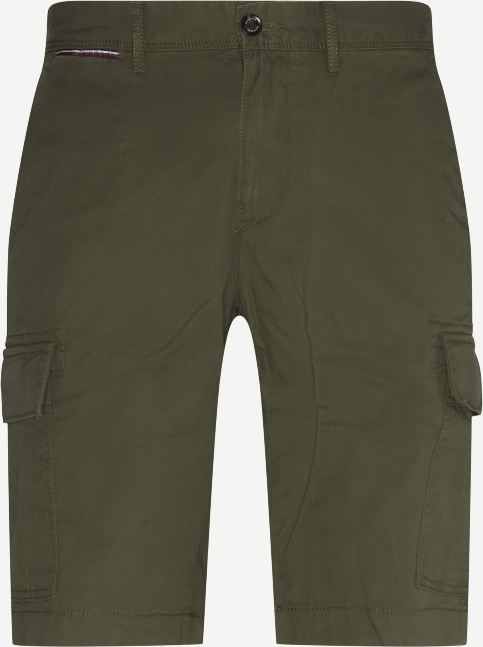 John Cargo Shorts - Shorts - Regular fit - Army