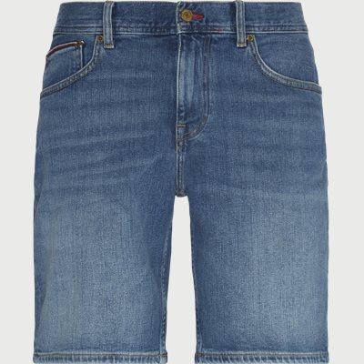 Regular fit | Shorts | Jeans-Blau