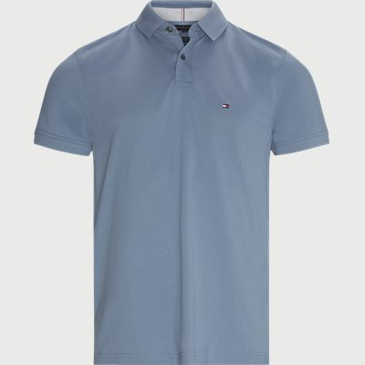 Regular Polo Tee Regular fit | Regular Polo Tee | Blå