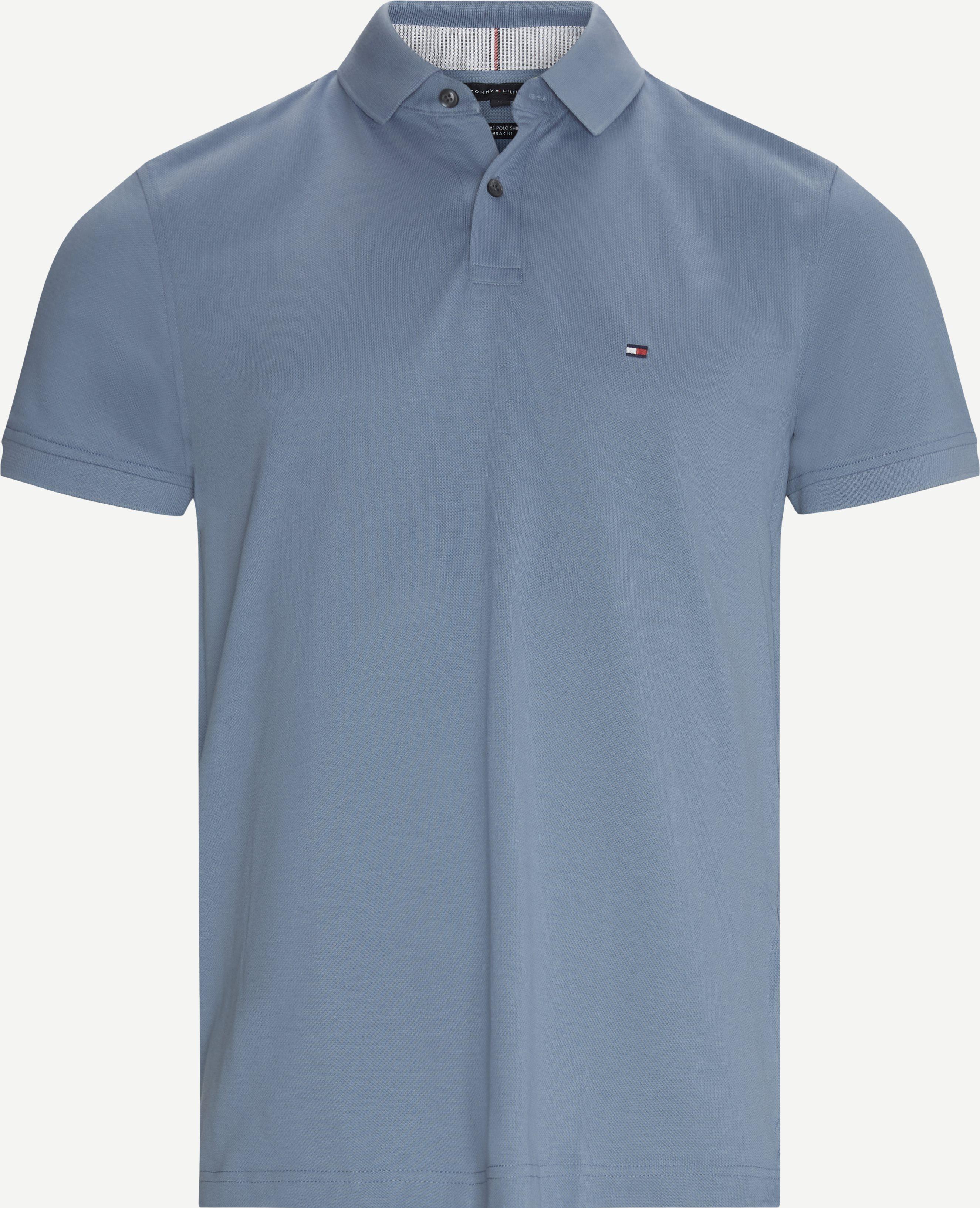 T-Shirts - Regular fit - Blau
