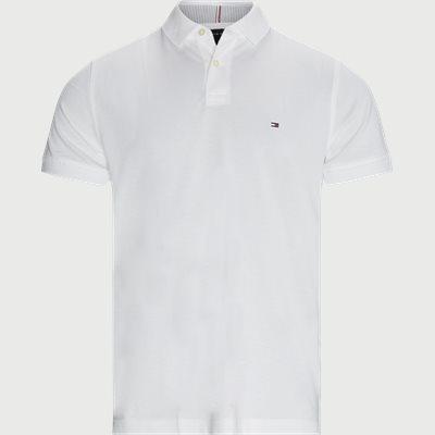 Regular Polo Tee Regular fit | Regular Polo Tee | Hvid