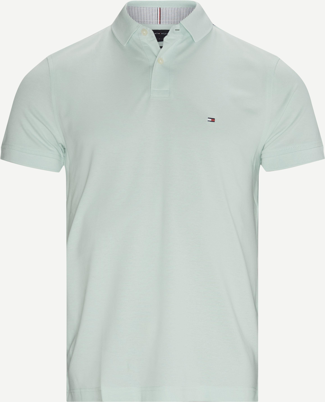 T-Shirts - Regular fit - Türkis