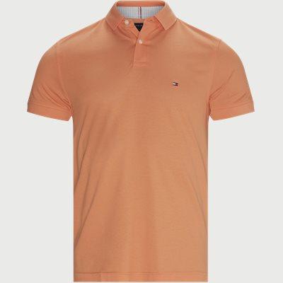 Regular Polo Tee Regular fit | Regular Polo Tee | Orange