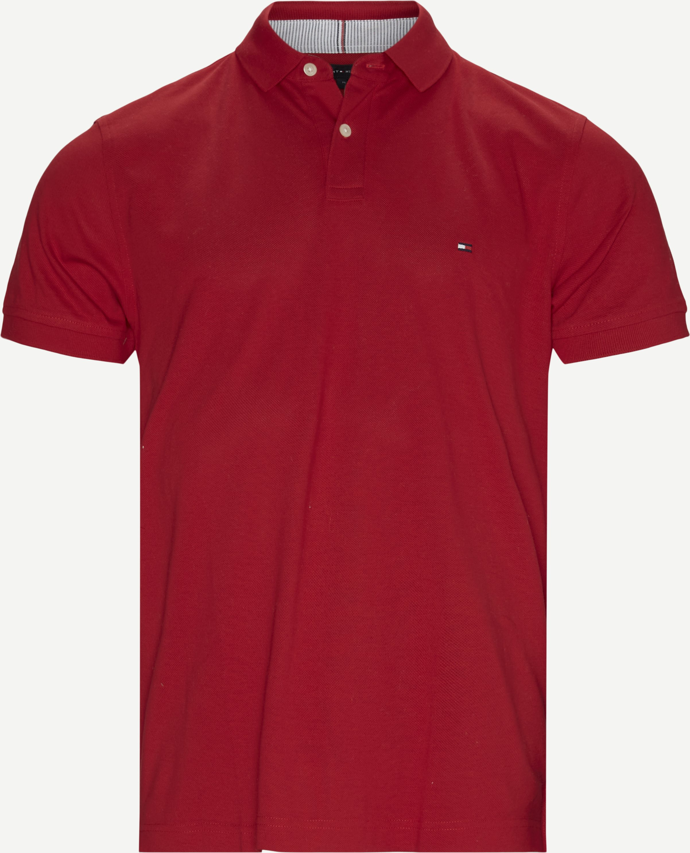 T-Shirts - Regular fit - Rot