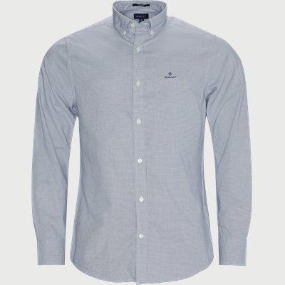 Reg Royal Oxford Skjorte Regular fit | Reg Royal Oxford Skjorte | Blå