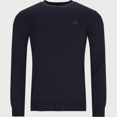 Regular | Crewneck sweatshirts | Blå
