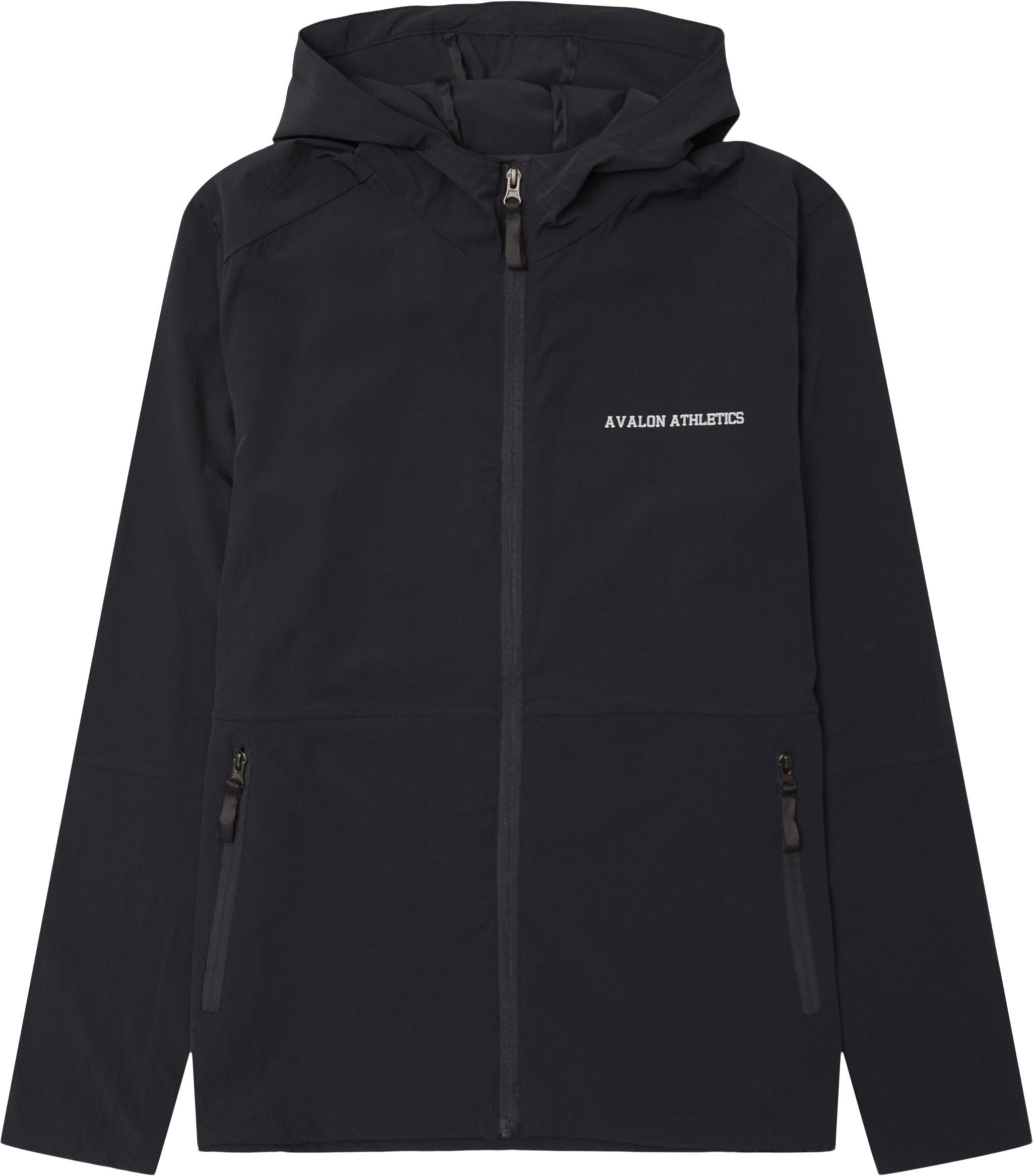 Bayside Jacket - Overgangsjakker - Regular fit - Sort