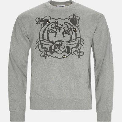 Regular | Sweatshirts | Grey