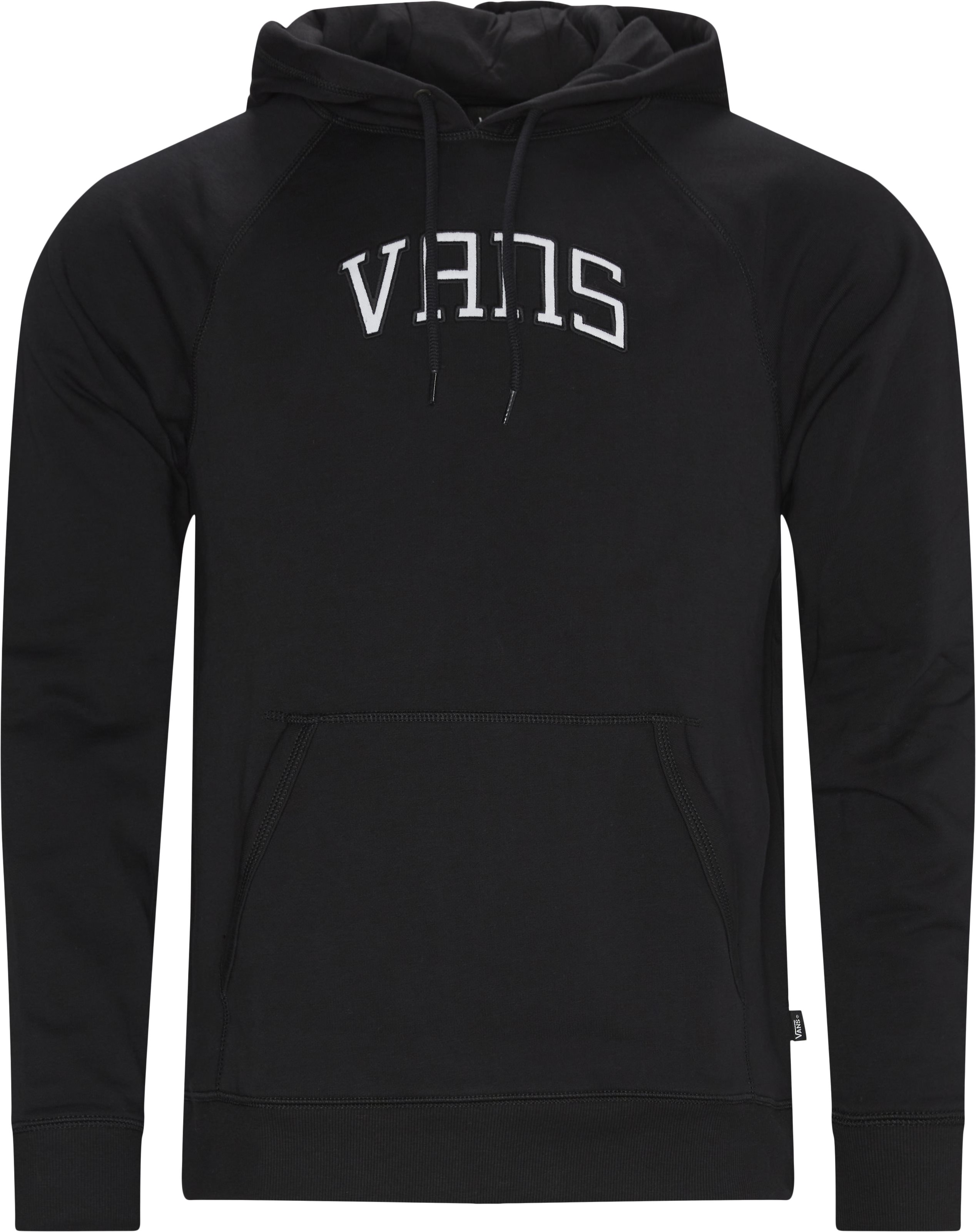 Versa Standard Hoodie - Sweatshirts - Regular - Black