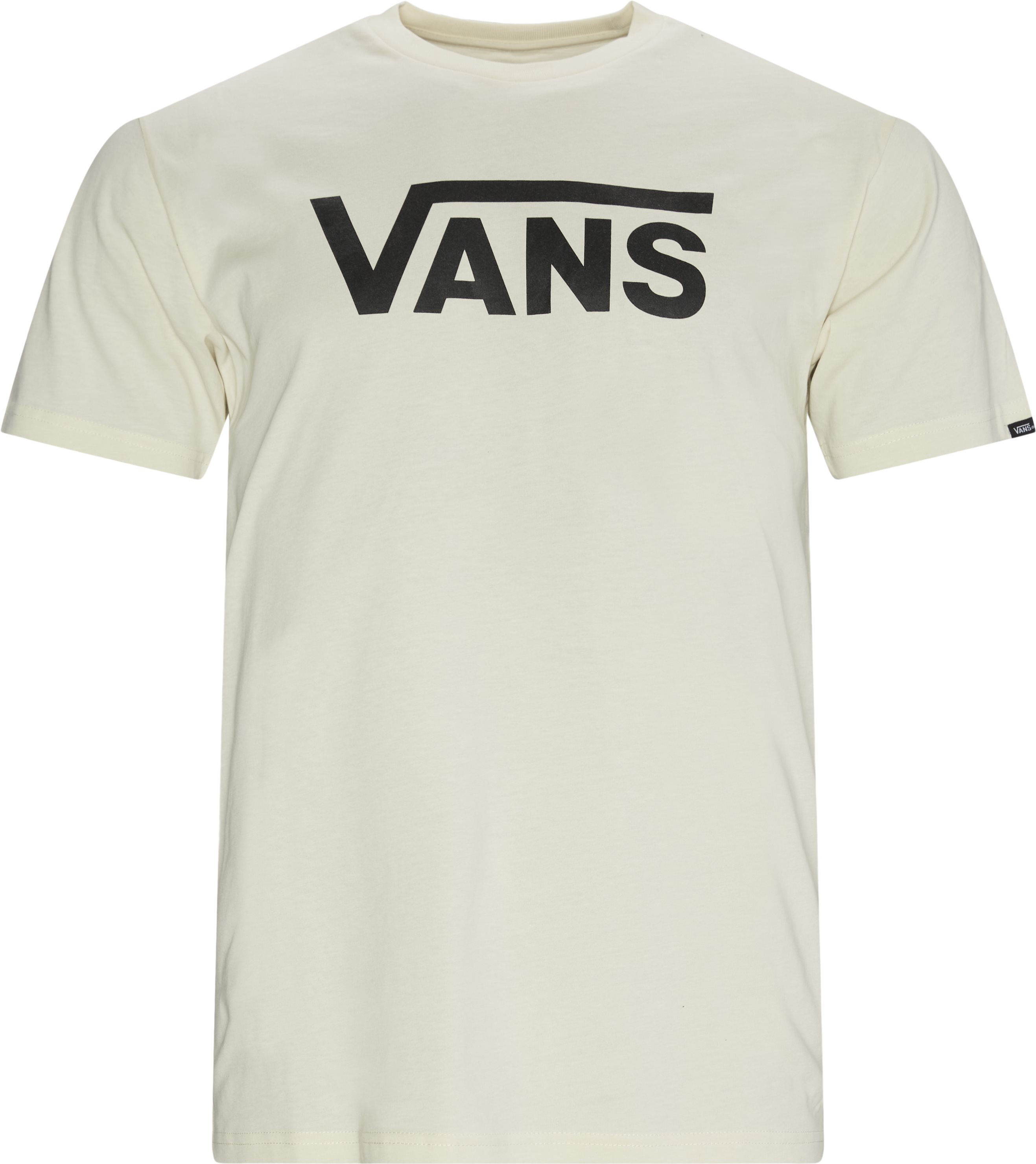 Classic Tee - T-shirts - Regular - Sand