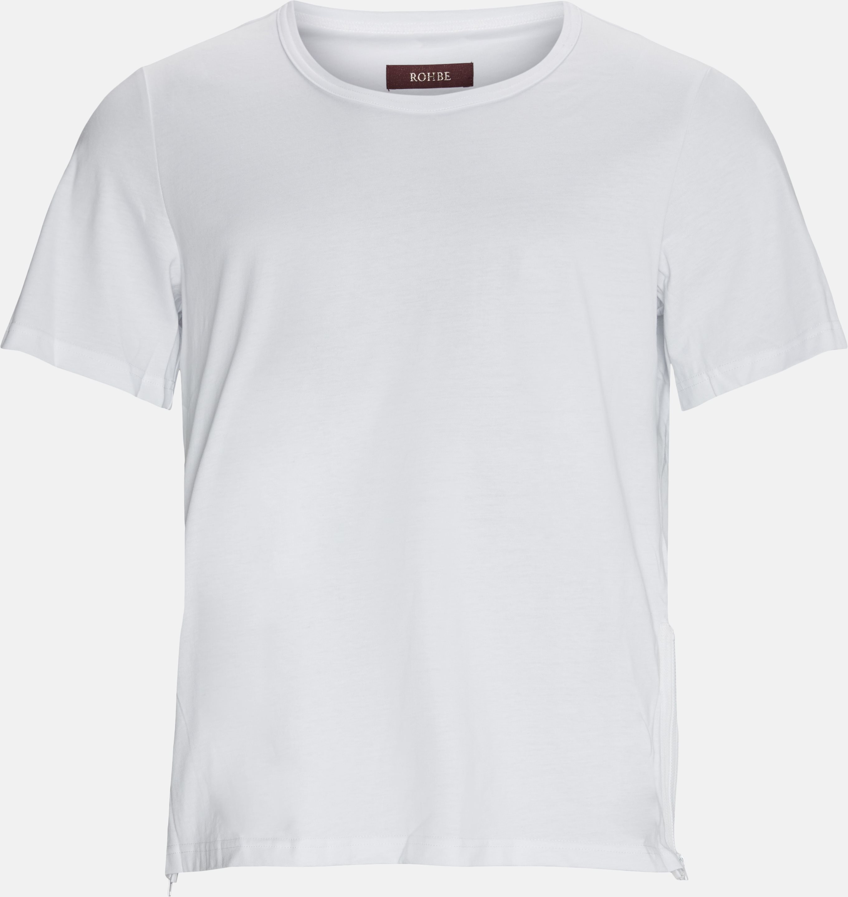 T-shirts - Regular fit - White