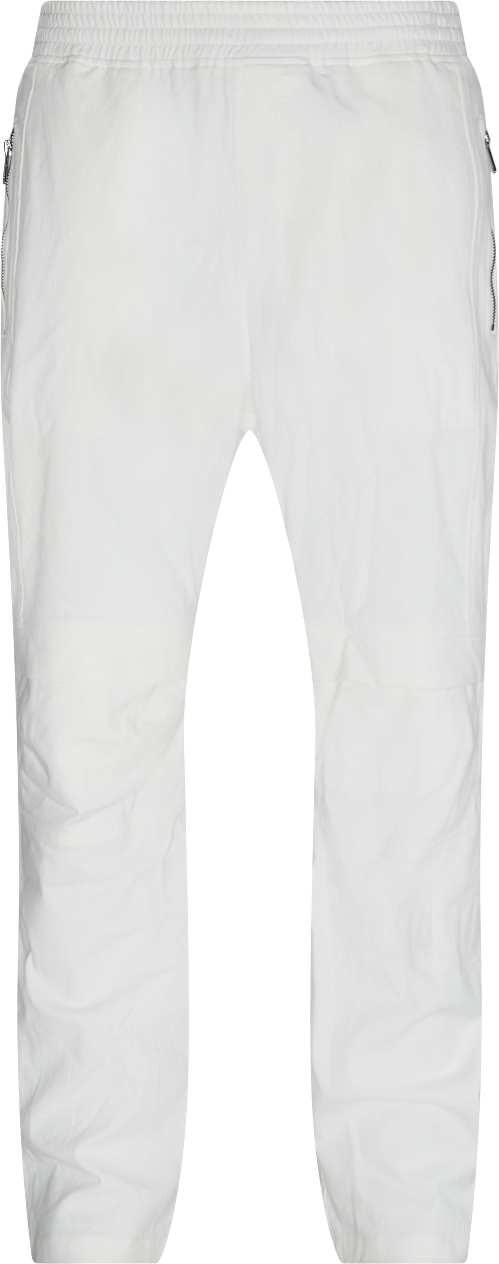 Felix Pants - Bukser - Regular fit - Hvid