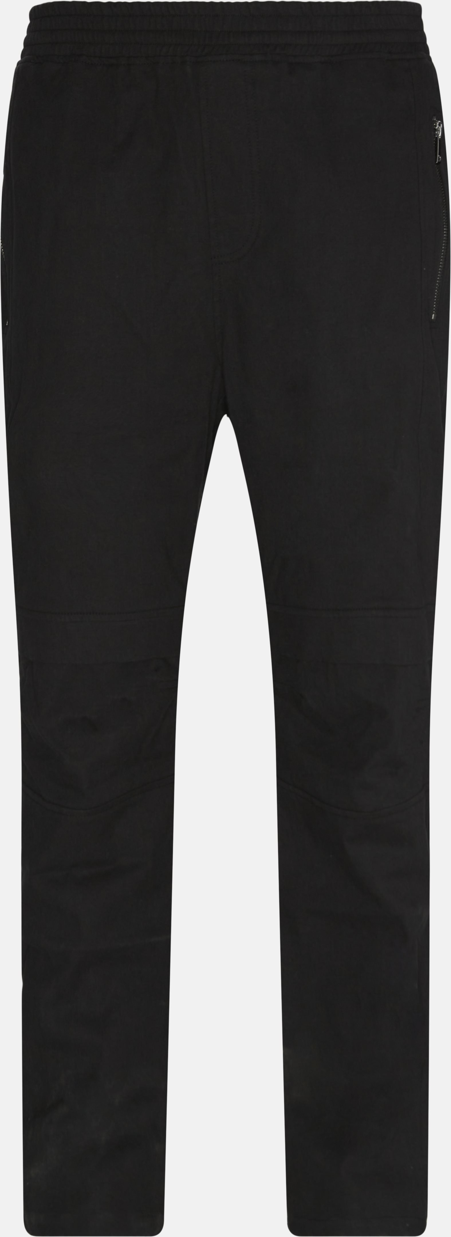 Felix Pants - Bukser - Regular - Sort