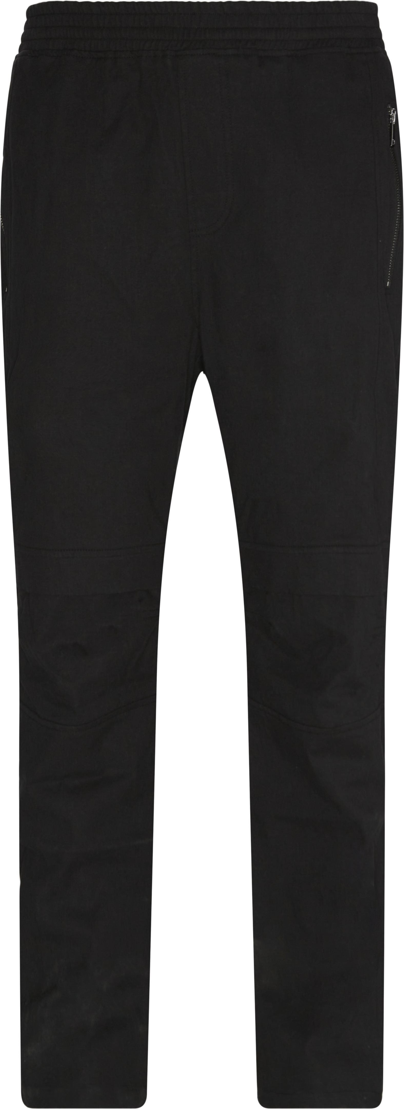 Felix Pants - Bukser - Regular fit - Sort