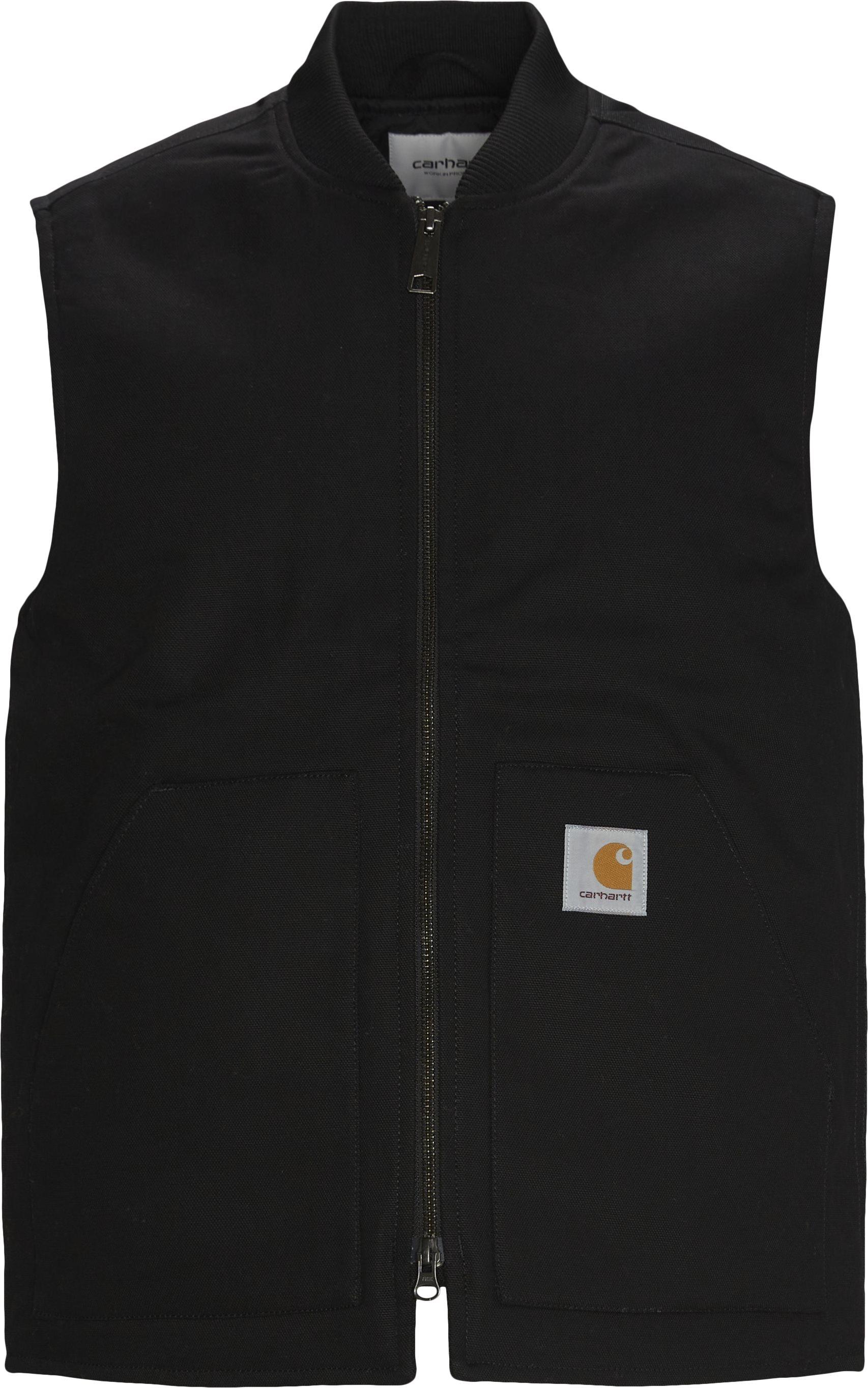 Vests - Black