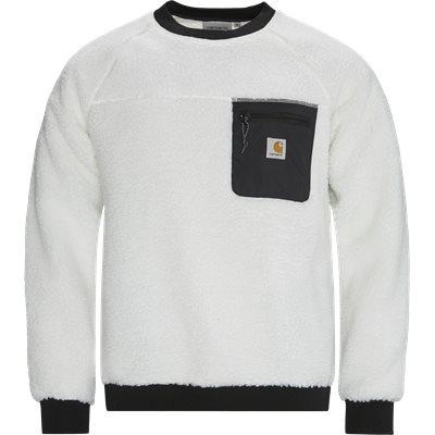 Prentis Sweatshirt Regular fit | Prentis Sweatshirt | Sand