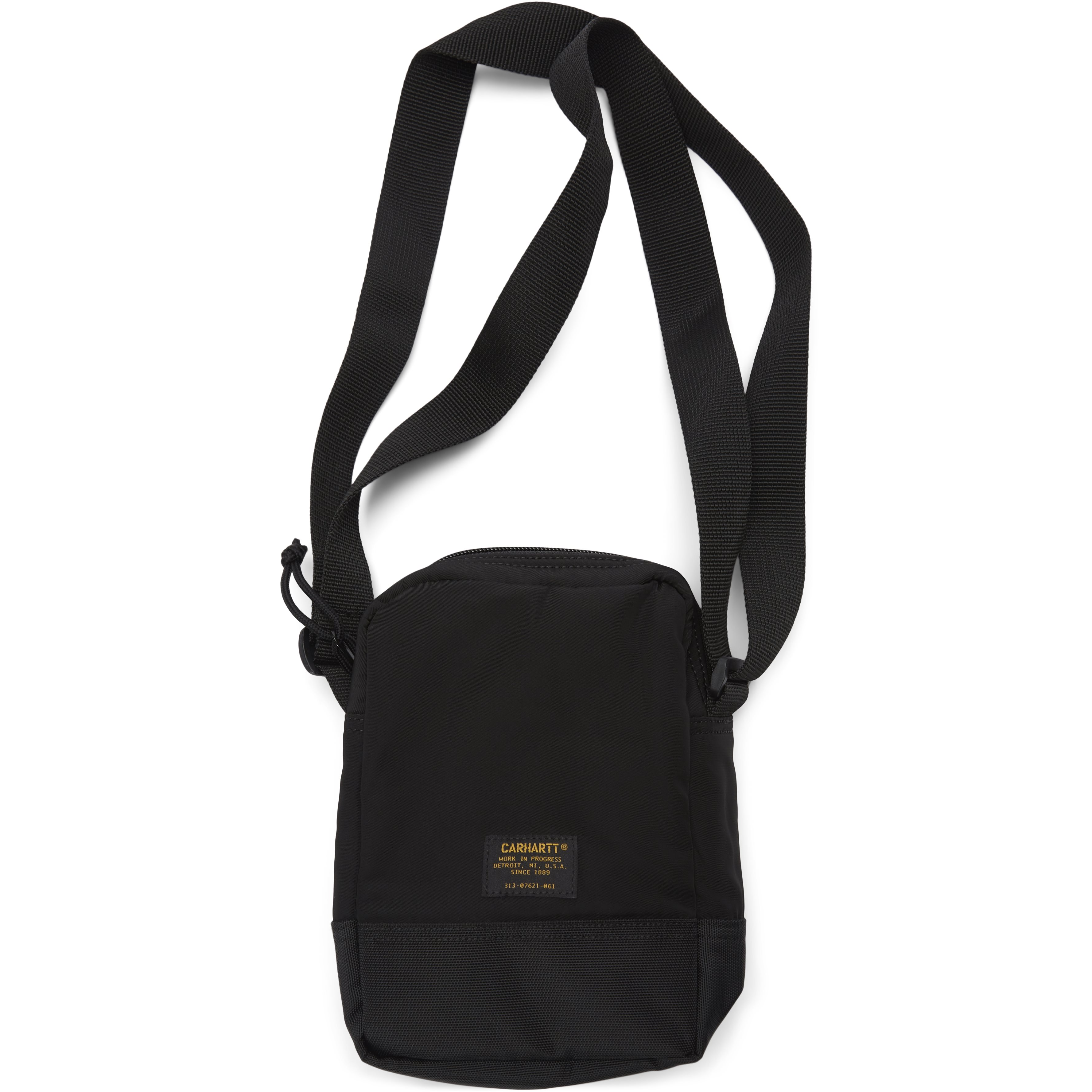Military Shoulder Bag - Tasker - Sort