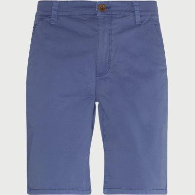 Classic Chino Shorts Regular fit | Classic Chino Shorts | Blå