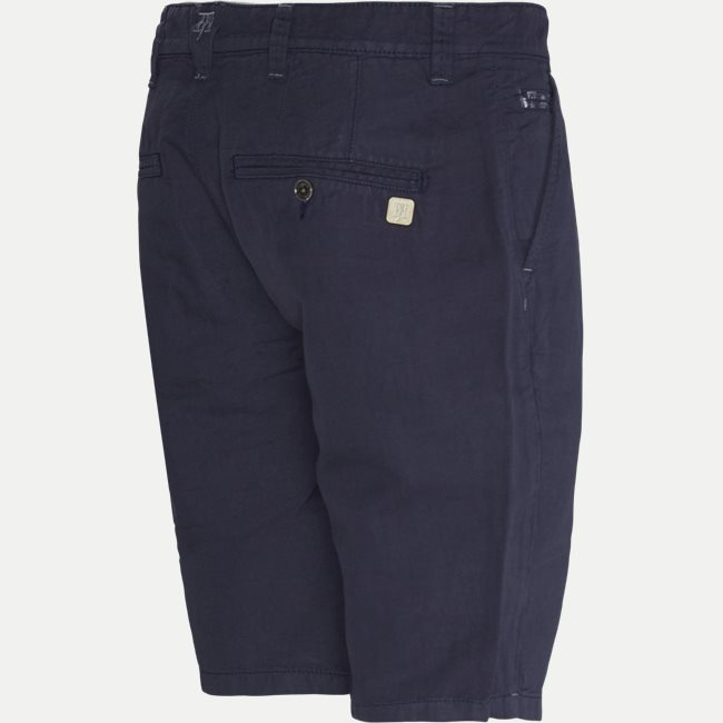 Classic Linen Shorts