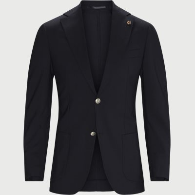 Club Stretch Blazer Slim fit | Club Stretch Blazer | Blå