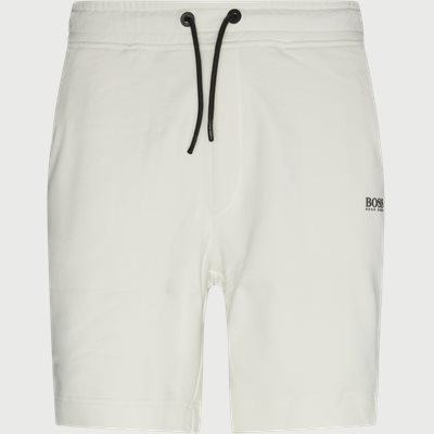 Regular | Shorts | Weiß