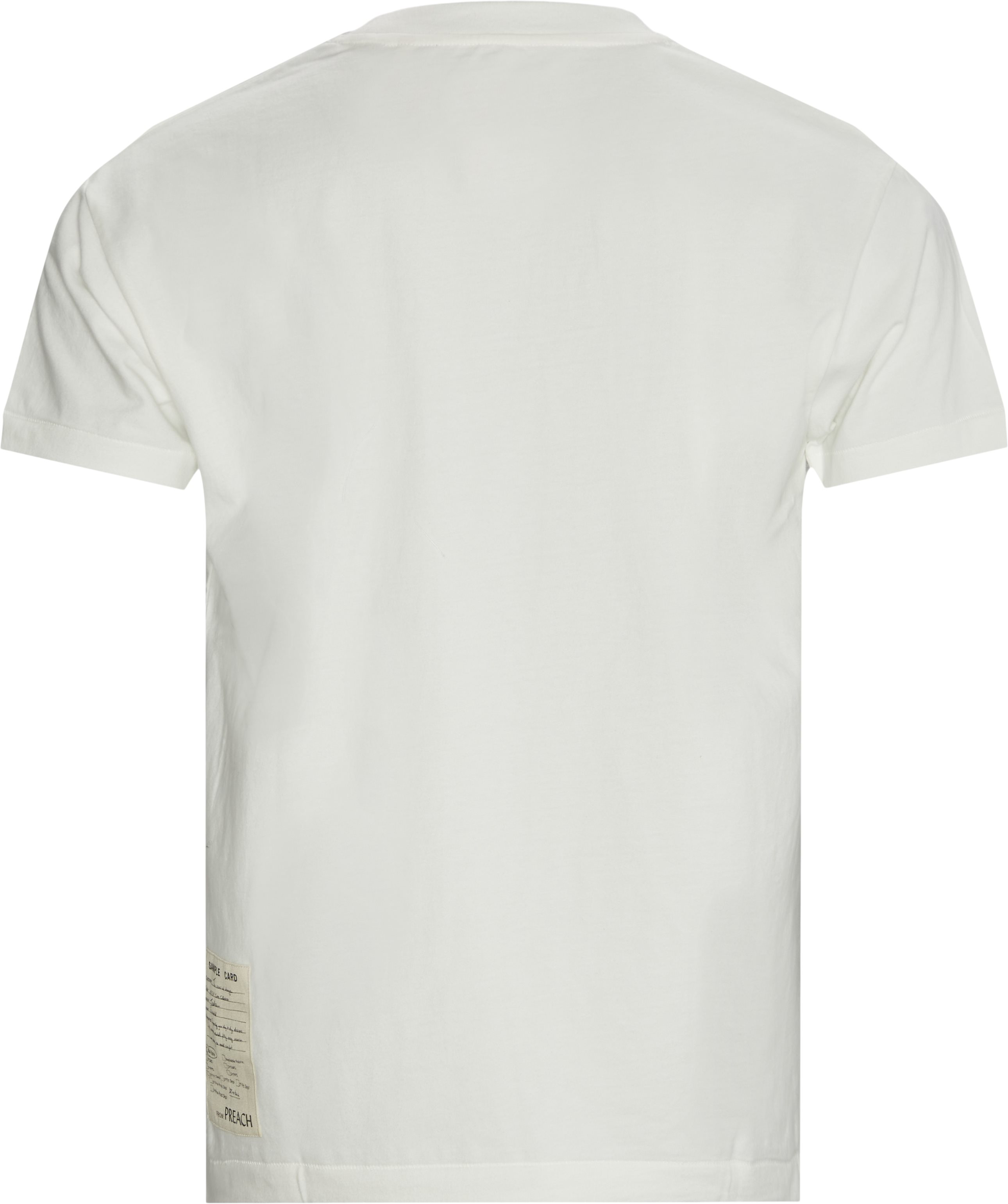 Essential Tee - T-shirts - Oversized - Hvid