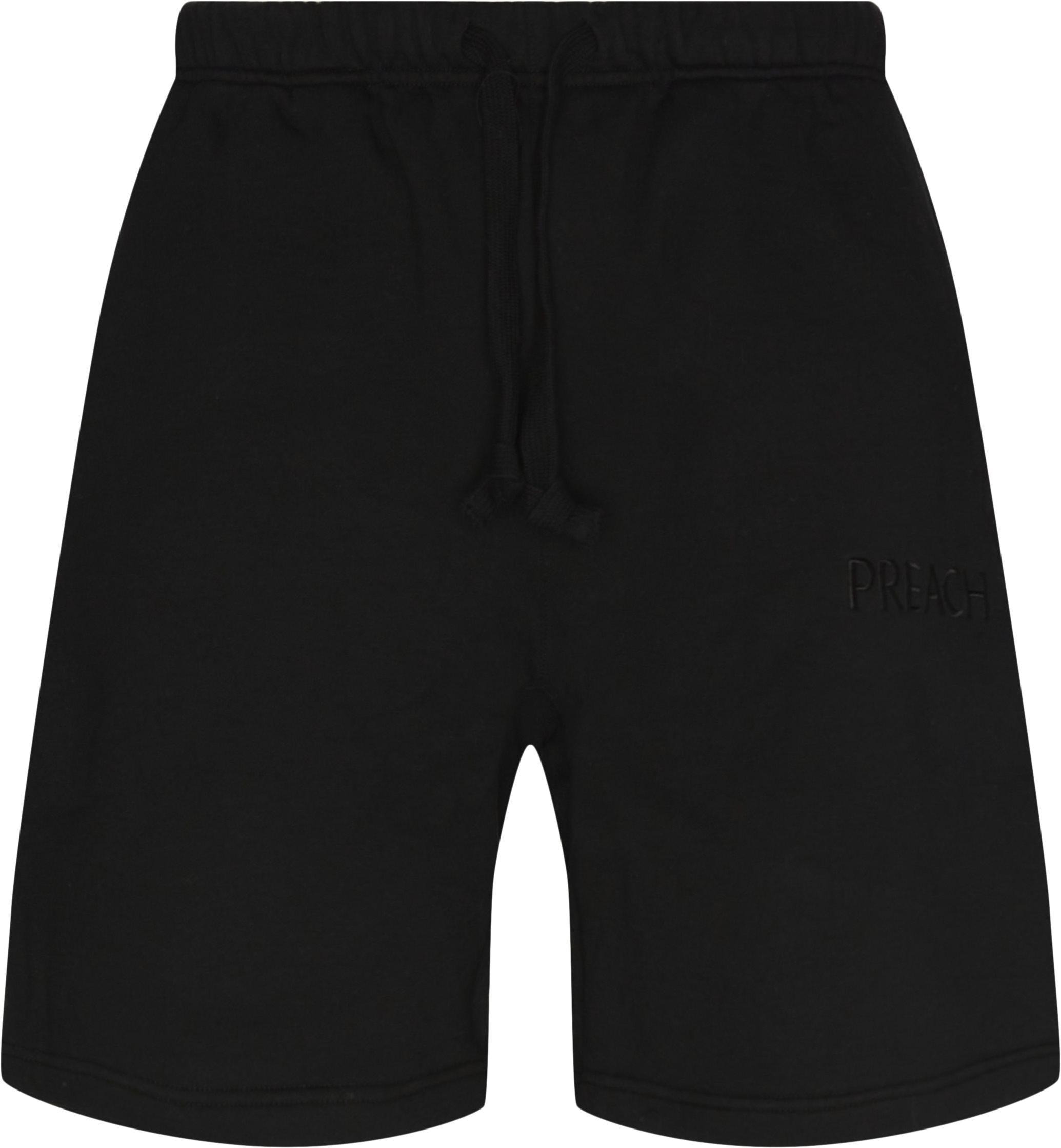 Essential Sweat Shorts - Shorts - Loose - Sort