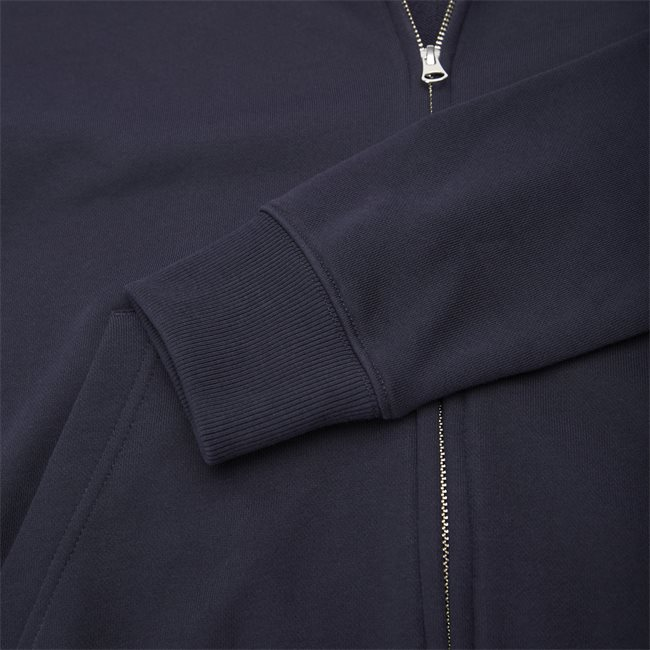 Original Zip Cardigan