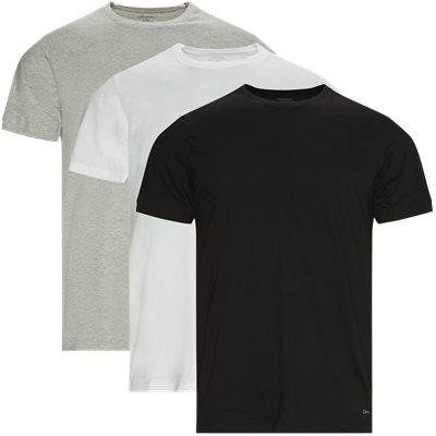 3-Pak Crewneck T-shirts Classic fit | 3-Pak Crewneck T-shirts | Multi