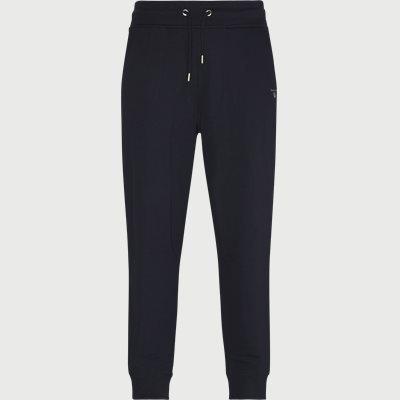 Gant Sweatpant Regular fit | Gant Sweatpant | Blå