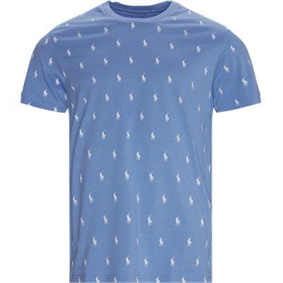 T-shirts | Blue