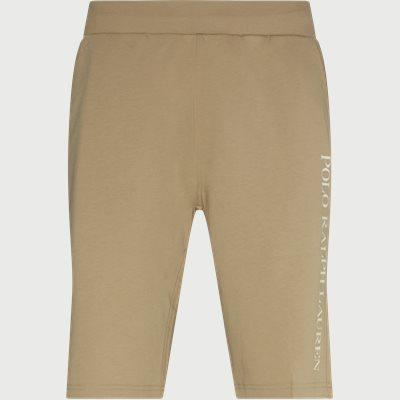 714830294 Logo Shorts Regular fit | 714830294 Logo Shorts | Sand