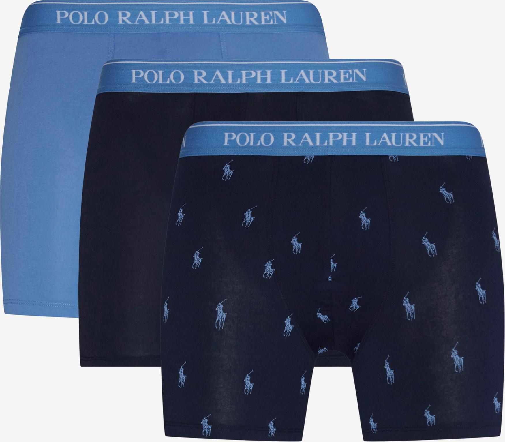 Underkläder - Blå