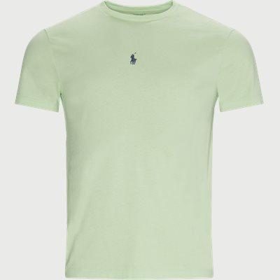 Slim fit | T-Shirts | Grün