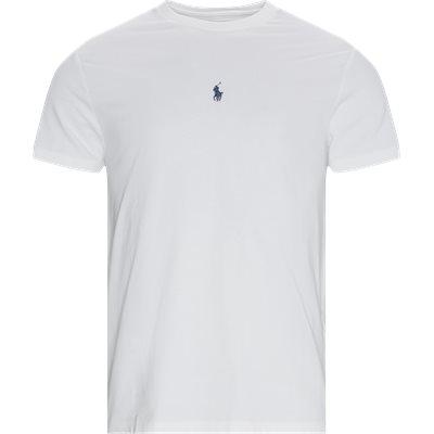 Logo T-shirt Slim fit | Logo T-shirt | White