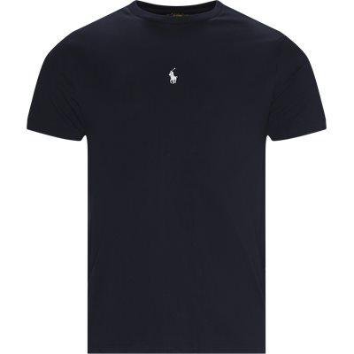 Logo T-shirt Slim fit | Logo T-shirt | Blue