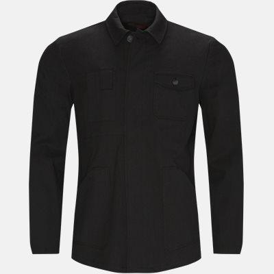 Brixton Overshirt  Regular fit | Brixton Overshirt  | Sort