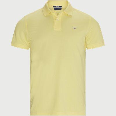 Original Pique Polo T-shirt Regular fit | Original Pique Polo T-shirt | Gul