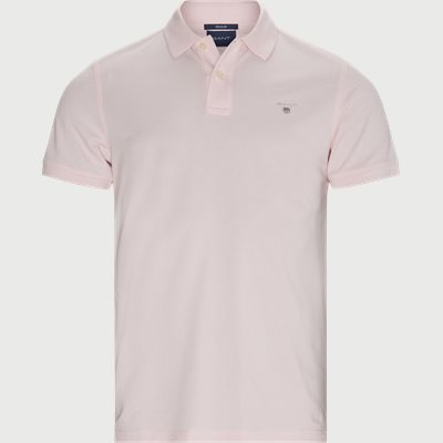 Original Pique Polo T-shirt Regular fit | Original Pique Polo T-shirt | Pink