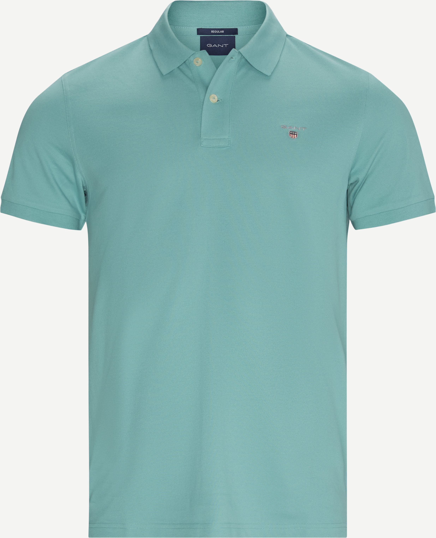 T-Shirts - Regular - Türkis