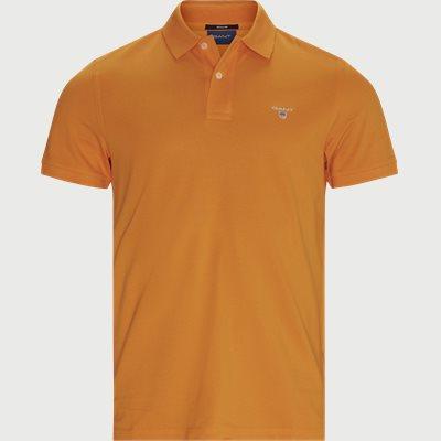 Original Pique Polo T-shirt Regular fit | Original Pique Polo T-shirt | Orange