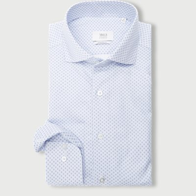 3437 XD82 Shirt Modern fit   3437 XD82 Shirt   Blå