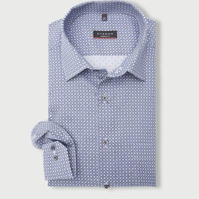 Modern fit | Skjortor | Blå