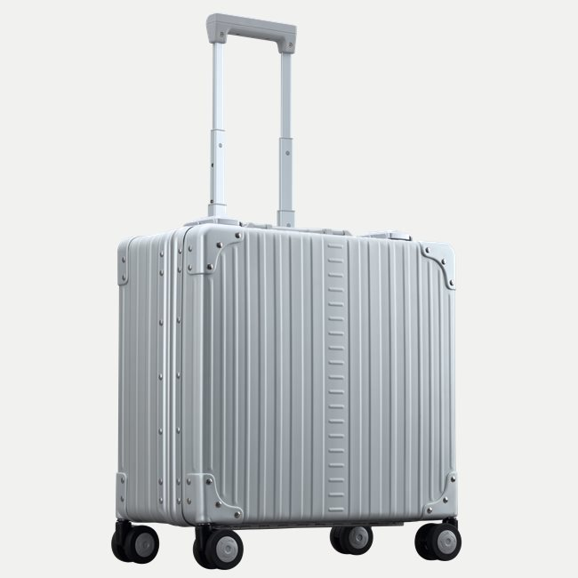 DELUXE WHEELED BUSINESS CASE 17""