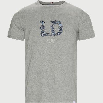 Fiori T-shirt Regular fit | Fiori T-shirt | Grå