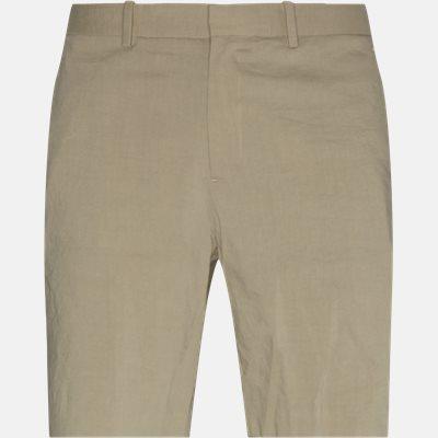 Linen Shorts Slim | Linen Shorts | Sand