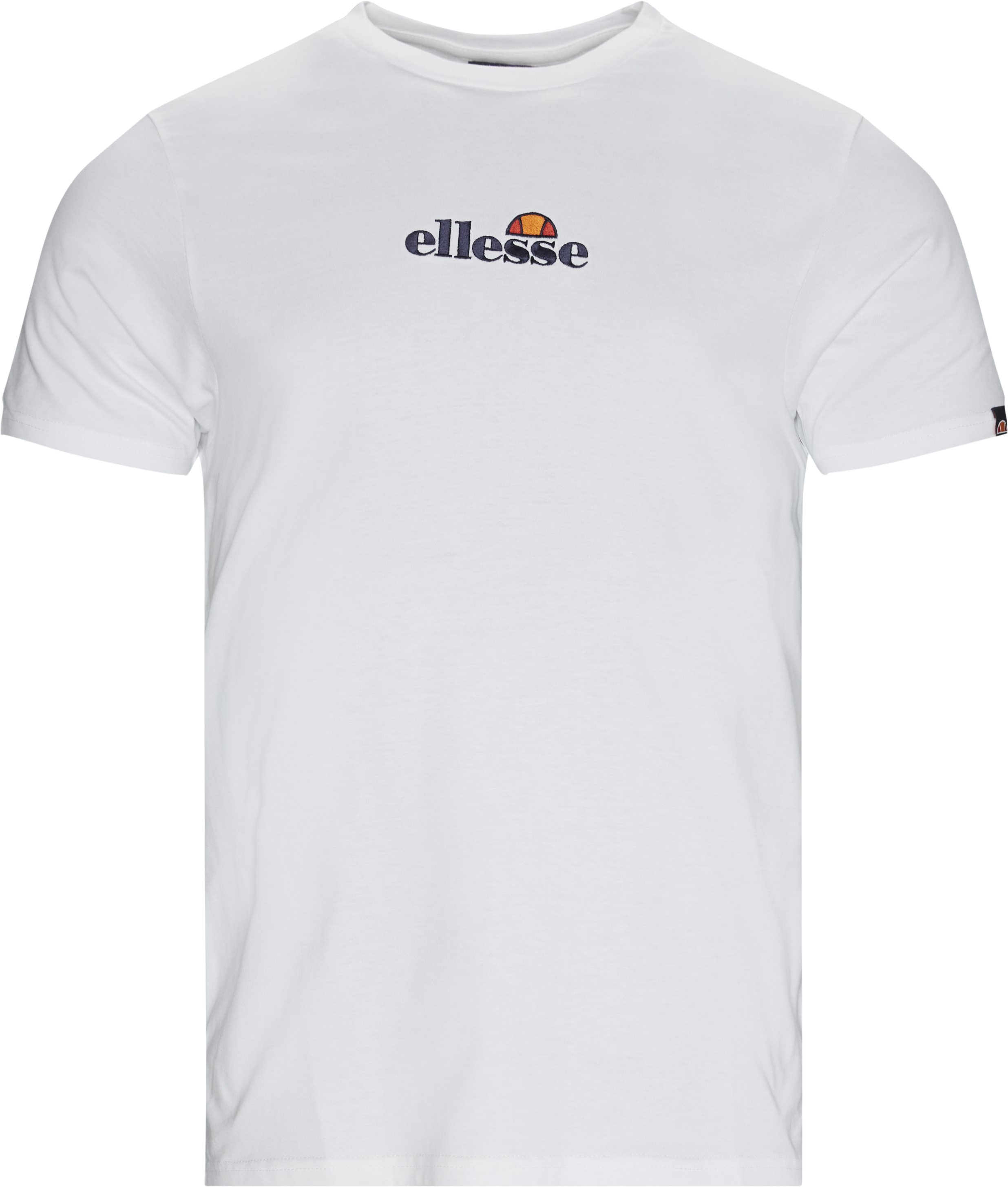 Cacio T-Shirt - T-shirts - Regular fit - Hvid