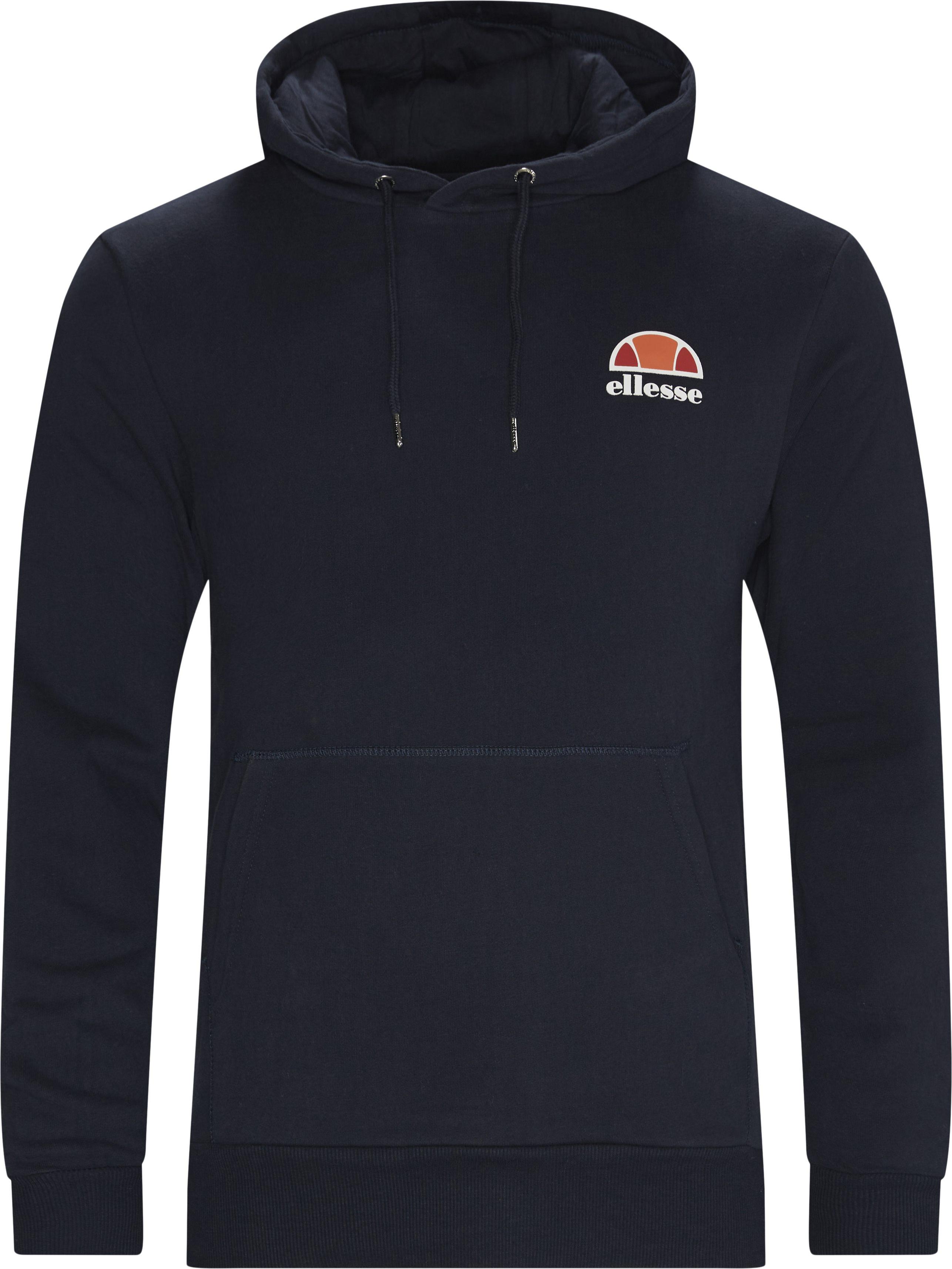 Toce Hoodie - Sweatshirts - Regular fit - Blå