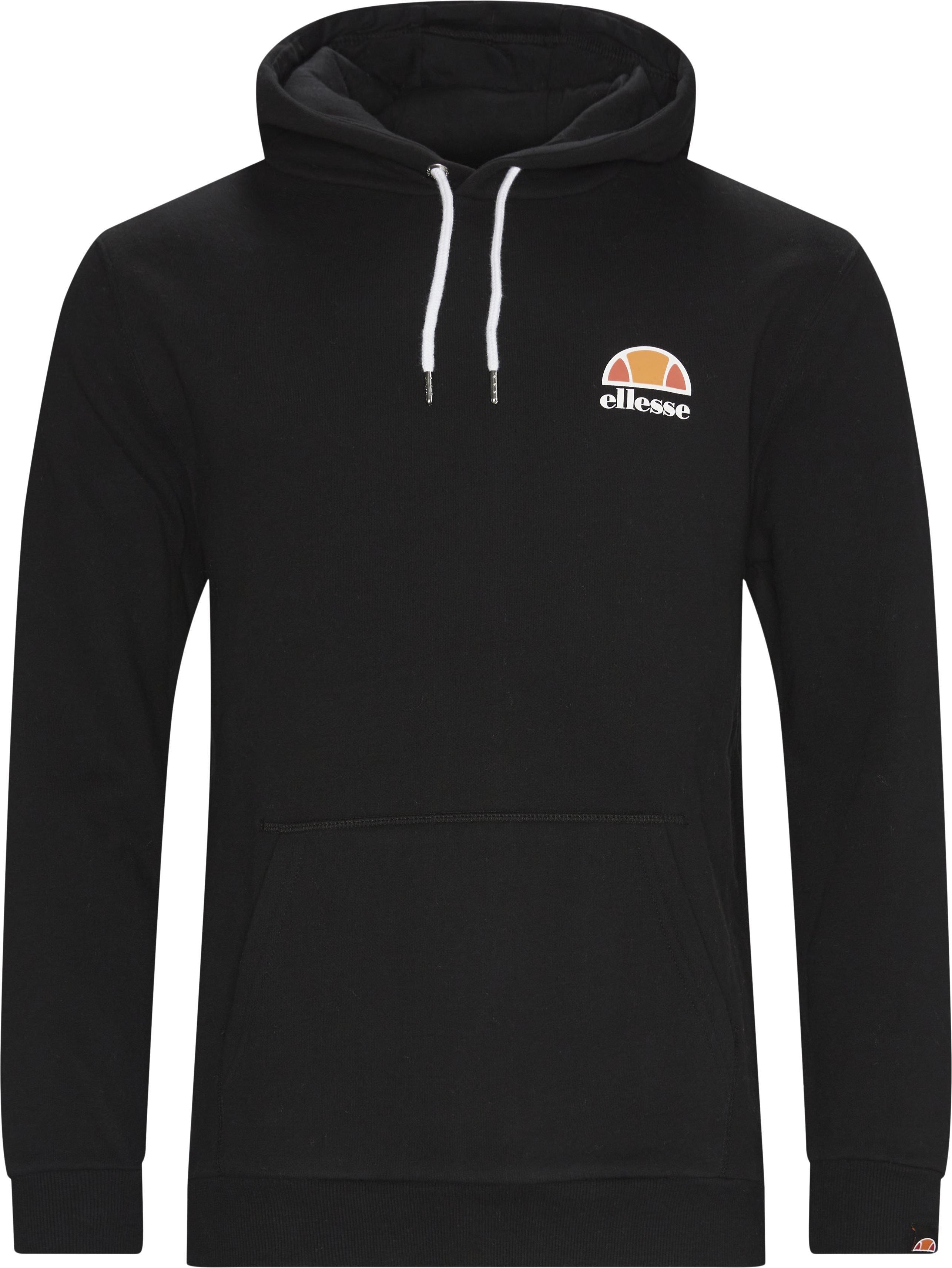 Toce Hoodie - Sweatshirts - Regular fit - Svart
